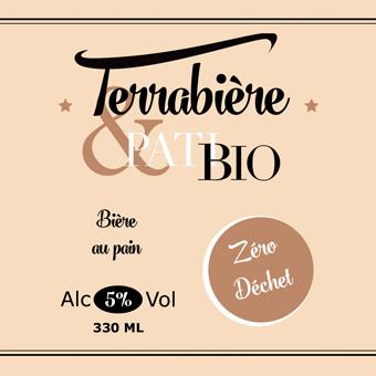 Terrabière Patibio - Bière au Pain IDF