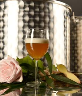 Terrabière - Bière à la Rose et au Gingembre