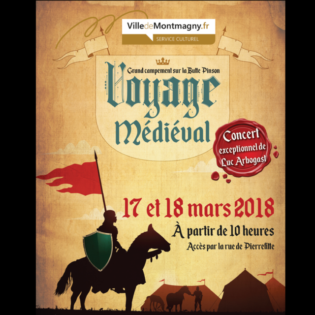Fête médievale Montmagny - Terrabiere