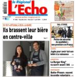 L'Echo, Le Régional -Terrabière - Article presse