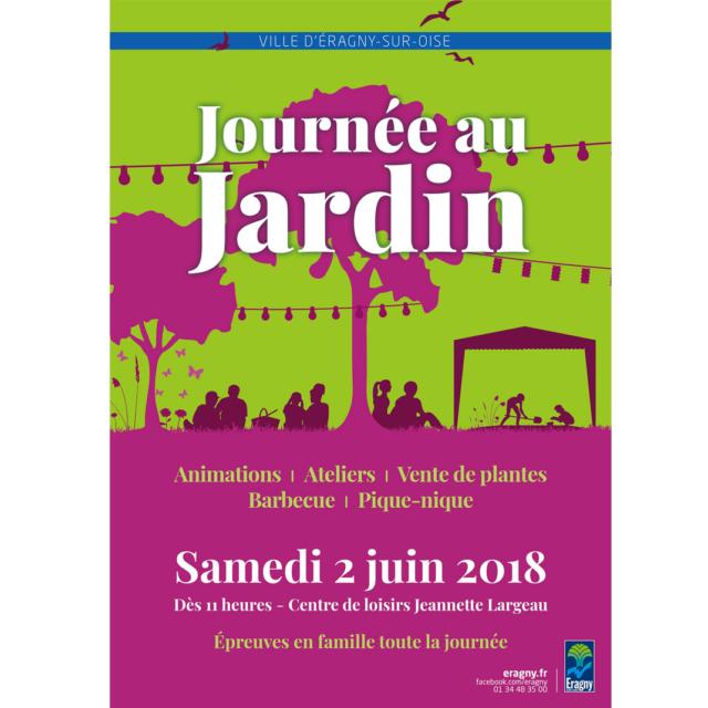 Une journée au jardin à Eragny-sur-Oise - Terrabière