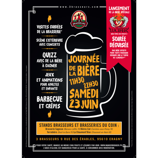 Terrabière à la Journée de la bière à Eragny-sur-Oise