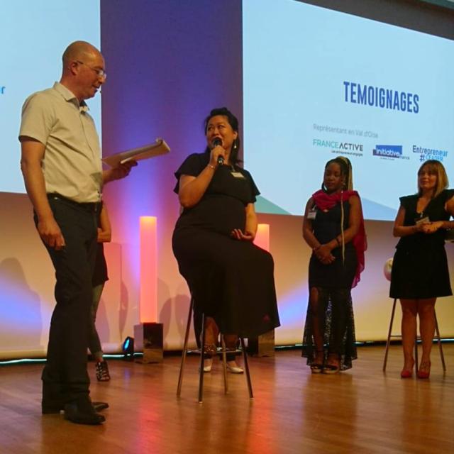 Soirée des Entrepreneurs au campus Véolia -Terrabière