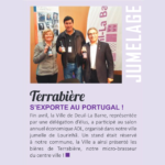 Jumelage : Terrabière voyage au Portugal
