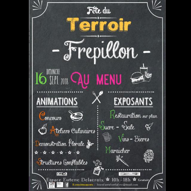 Fête du terroir à Frépillon avec Terrabière