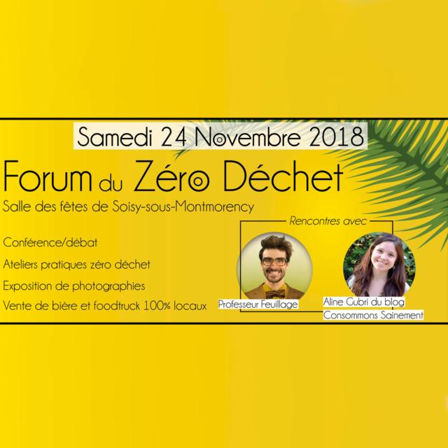 Le forum du zéro déchet - Syndicat Emeraude et Terrabière