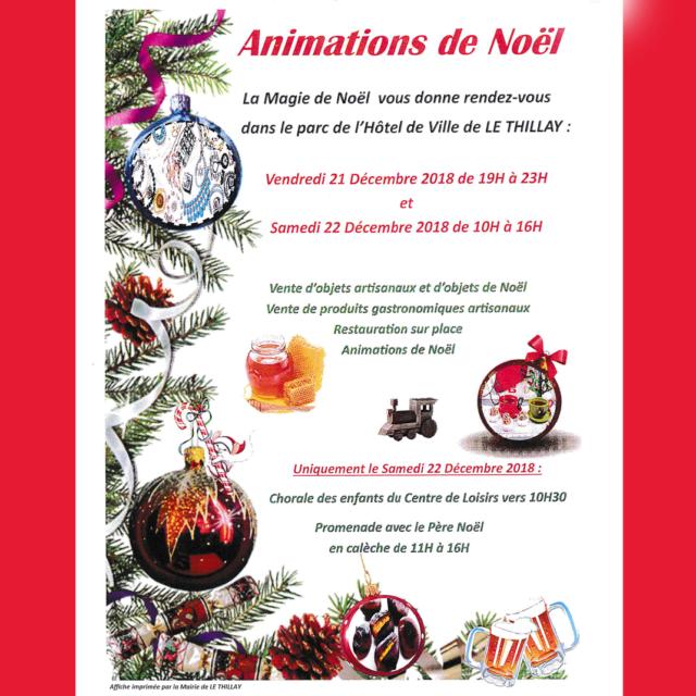 Terrabière - Marché de Noël de Le Thillay