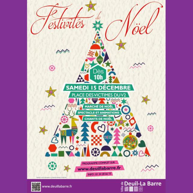 Terrabière au Marché de Noël de Deuil-La Barre