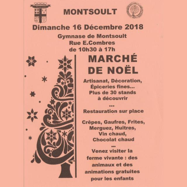 Terrabière au Marché de Noël de Montsoult