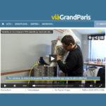VOnewstv VOTV - ViaGrandParis - Terrabière