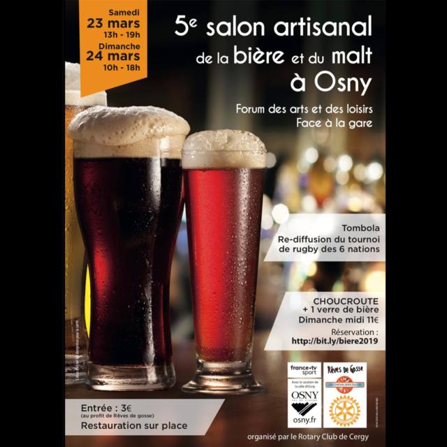 Salon de la bière à Osny - Terrabière