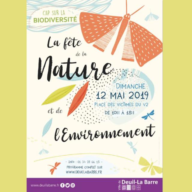 Fête de la nature à Deuil-La Barre - Terrabière