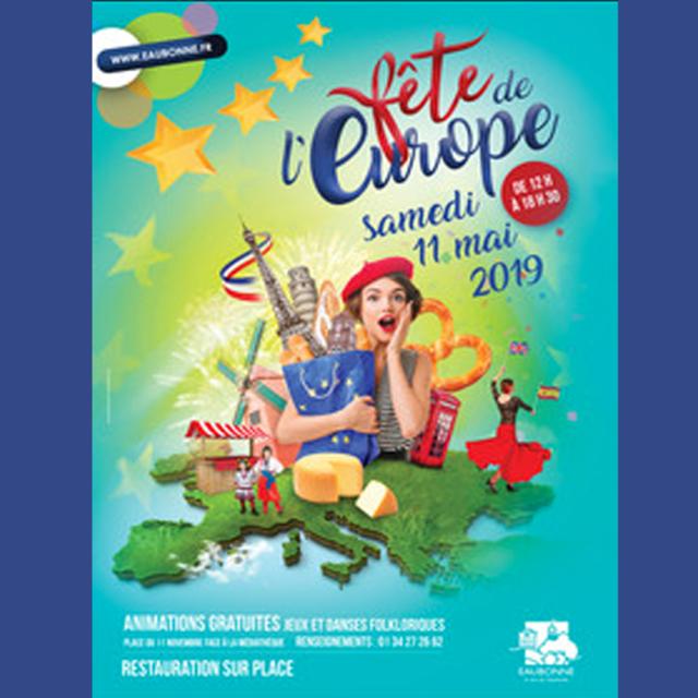Fête de l'Europe à Eaubonne - Terrabière