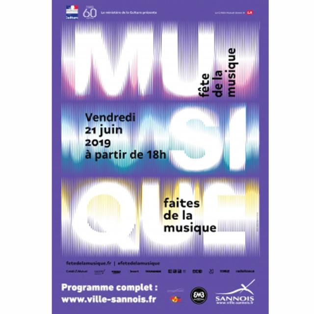 Fête de la musique à Sannois - Terrabière
