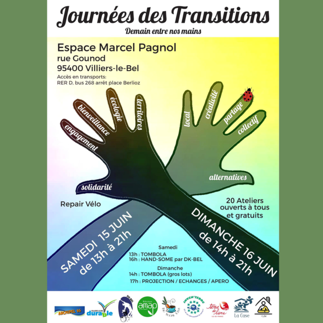 Journée des transitions - Terrabière