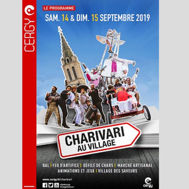 Charivari Cergy - Terrabière