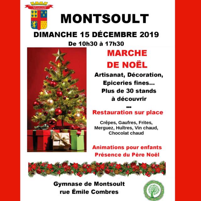 Marché de Noël Montsoult - Terrabière