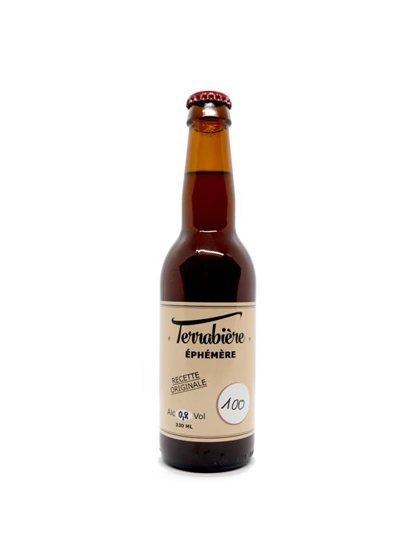 Terrabière éphémère - 100 Sans alcool