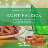 Terrabière fête la Saint-Patrick