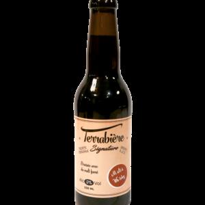 Terrabière Signature - Malt à Whisky