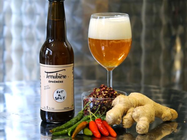 Bière-du-moment---Hot&Spicy - Terrabière