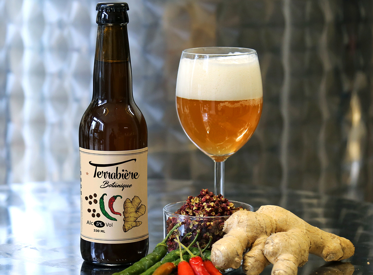 Terrabière Botanique Hot & Spicy